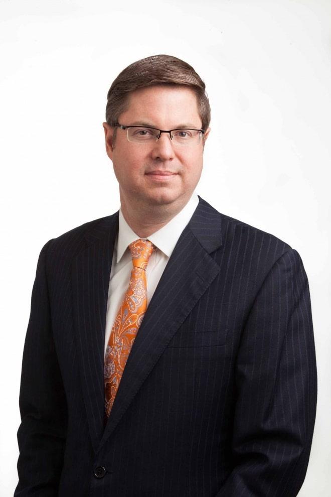 Headshot of Brian Lauer for SDM.