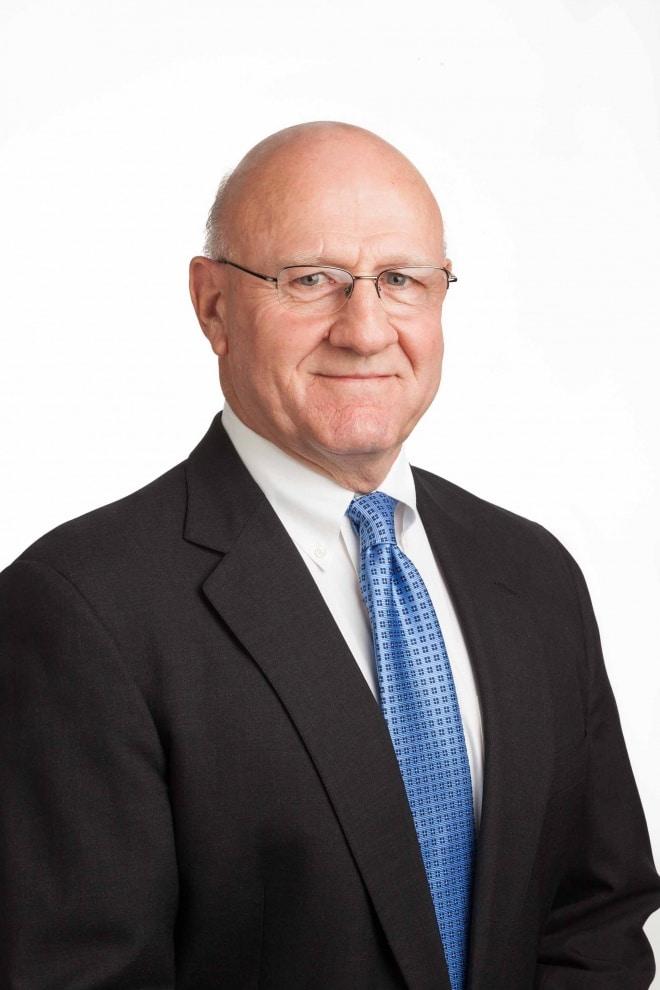 Headshot of John Camp for SDM.
