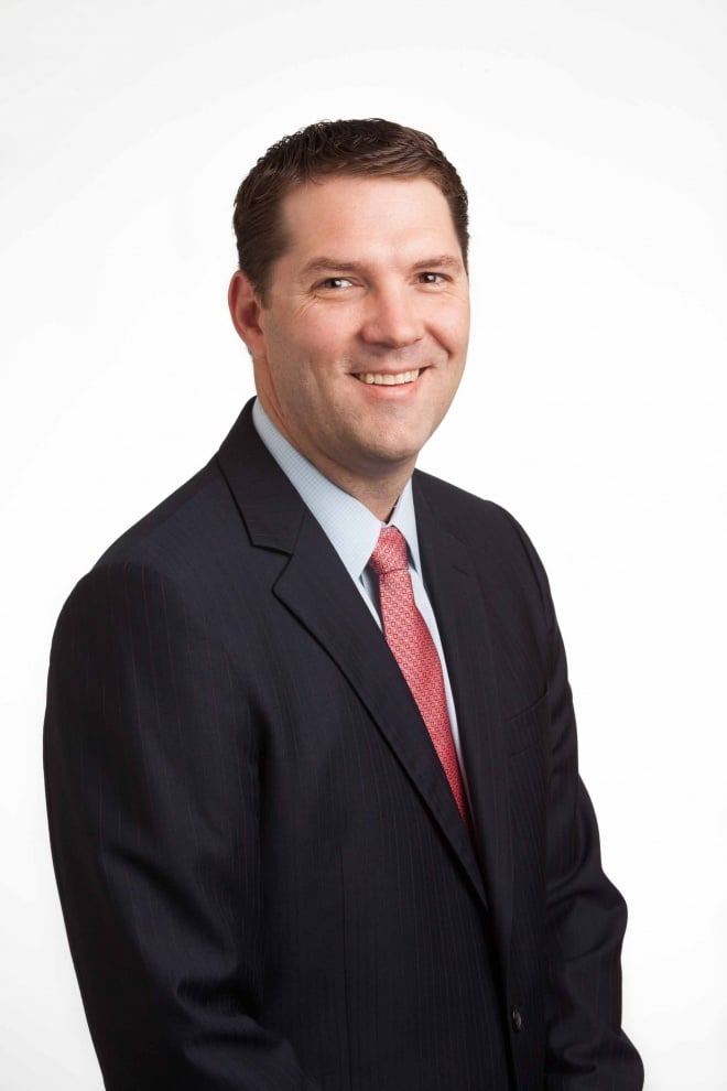 Headshot of John Gasink for SDM.