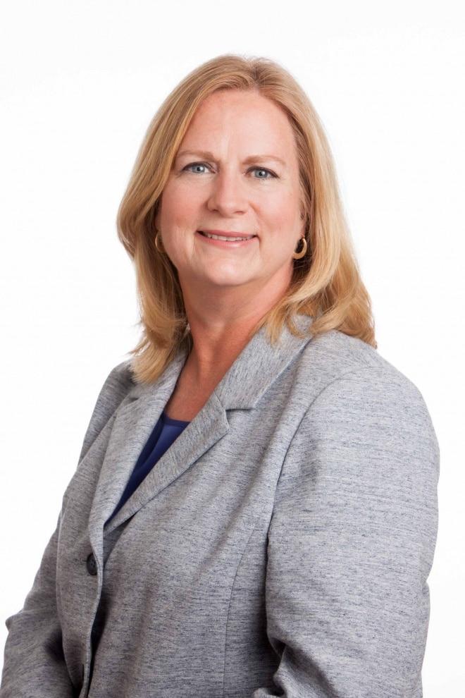 Headshot of Cathy Webking for SDM.