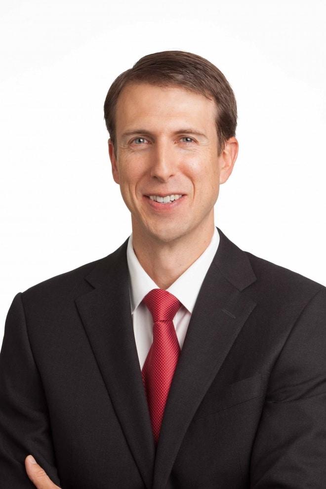 Headshot of Davin McGinnis for SDM.