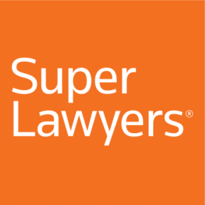 Super Lawyers Logo.