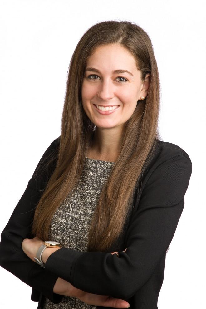 Headshot of Lauren Ditty for SDM.